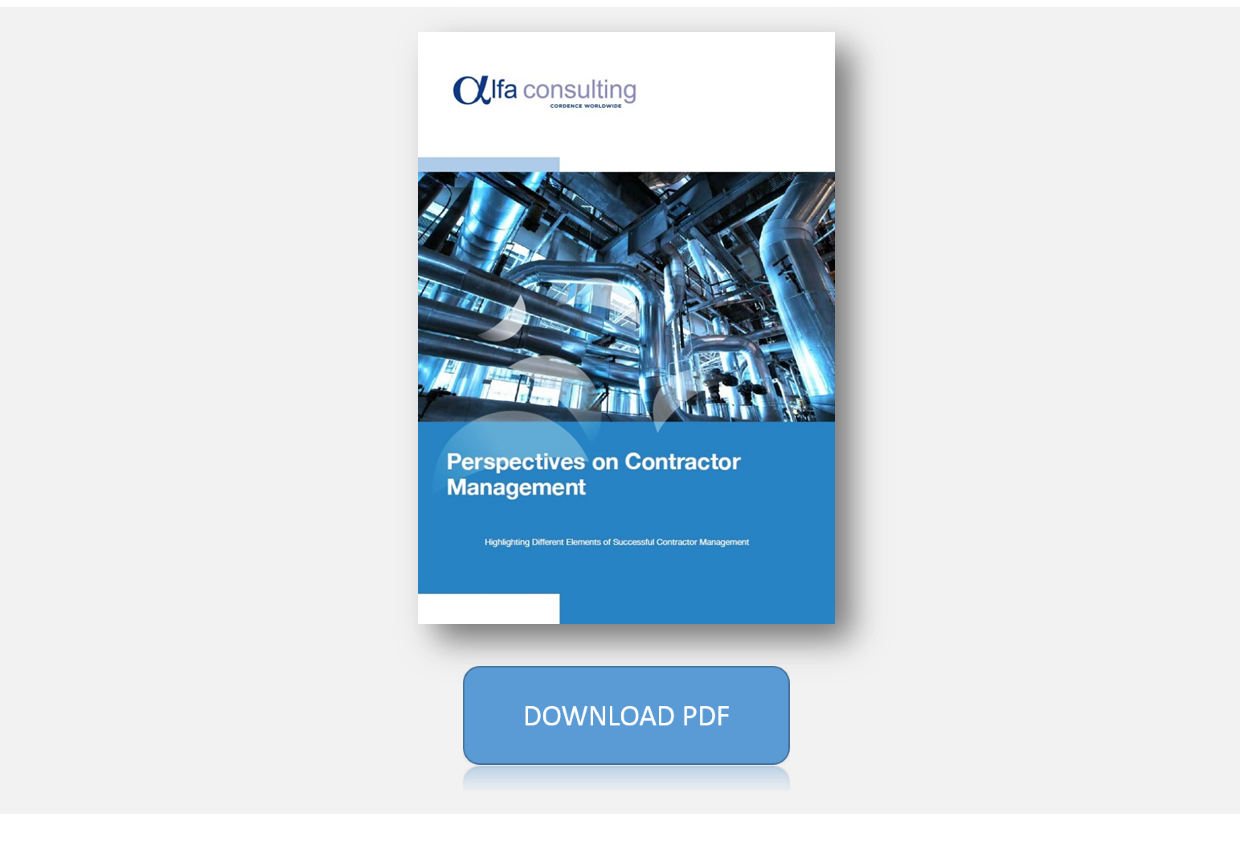 Perspectives on Contractor Management Download